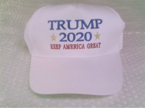 REELECT PRESIDENT TRUMP TRUMP 2020 KEEP AMERICA GREAT EMBROIDERED HAT,4 COLORS