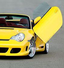 Porsche 996 GTO Sport Turbo style Front Bumper spoiler