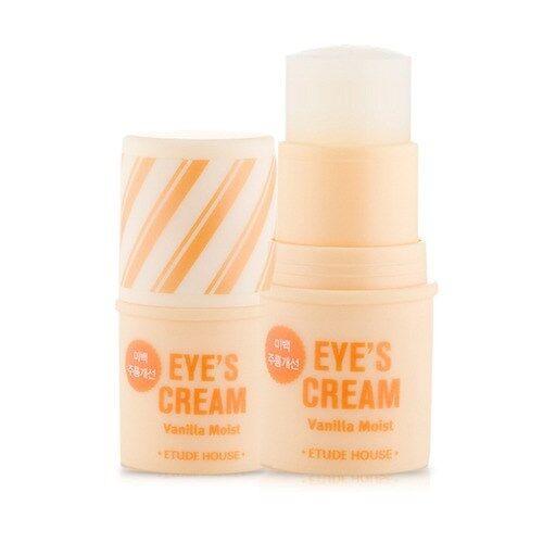 ETUDE HOUSE  Vanilla Moist Eye's Cream 6.5g / Korea cosmetic