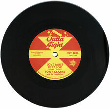 "TONY CLARKE  ""LOVE MUST BE TABOO""   KILLER CLASSIC R&B    LISTEN!"
