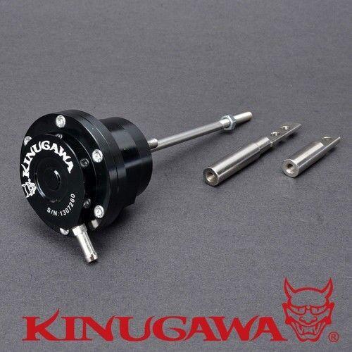 Kinugawa Adjustable Turbo Internal Wastegate Actuator 84 157 Mm 0 3bar / 4  5 PSI