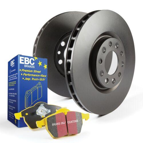 EBC Brakes S13KR1263 S13 Kits Yellowstuff and RK Rotors