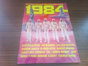"1984 N.45 Edizioni Il Momento 1984 - Ottimo ""m"" Remise En Ligne"