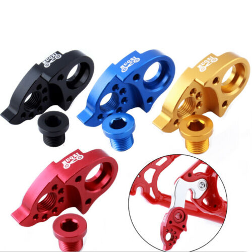 Bicycle Rear Derailleur Hanger Extension Mountain Bike Frame Tail Hook Extenders