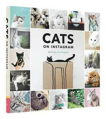NEW Cats on Instagram By @cats_of_instagram Hardcover Free Shipping