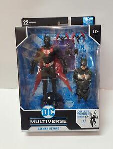 DC Multiverse McFarlane BATMAN BEYOND Target Exclusive