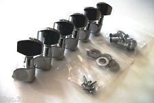 NEW Mécaniques LH STANDARD 6 en Ligne - gaucher - pour toutes Fender, Squier....