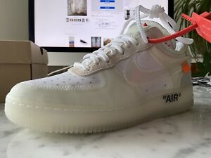Nike Air Force 1 Low x OFF WHITE Virgil