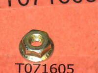 Genuine Mcculloch 216256 Nut, For Bar Bolt Mac 110 120 130 140 100s, Eb Super 16