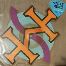 """SIMPLE MINDS - Don't You (Forget About Me)~7"""" Vinyl *SHAPED PICTURE DISC* *MINT*"""