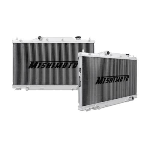 Mishimoto Racing Aluminum Radiator 02-05 Honda Civic Si EP3 2.0 DOHC iVTEC