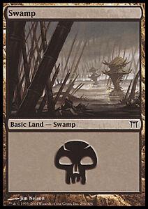 20x-Pantano-296-Swamp-296-MTG-MAGIC-CoK-Campeones-de-Kamigawa-Ita