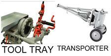 New Tool Tray Amp Transporter Ridgid 300 Pipe Threader 811 Die Head Cutter Reamer