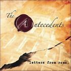 Letters from Rome by The Antecedents (CD, 2007, Antecedents)