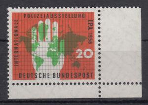 20-Pf-Polizeiausstellung-Mi-240-rechte-untere-Ecke-Luxus