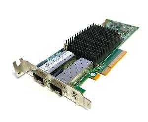 Dual Fibre Channel HBA P005947 LPE16002 Dual Port Fiber Storage low profile
