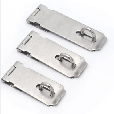 Garage Steel Works with Keyed Locks Storage Secure Barns Lockers 4.25 Inch Straight Fit Gate or Door Padlock Latch Security Hasp