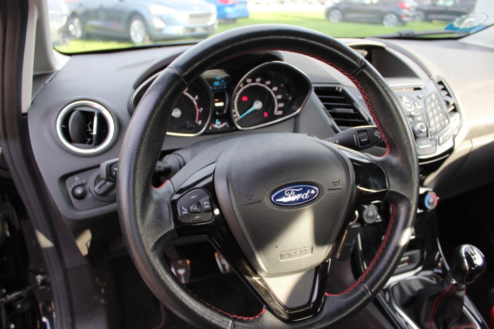 Ford Fiesta 1,0 SCTi 140 Black Edition - billede 9