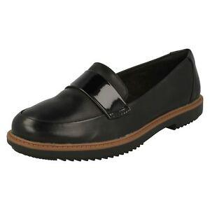 Arlie' Loafer Black Scarpe 'raisie Flat Style donna da Scarpe Clarks Oa8wRIqq