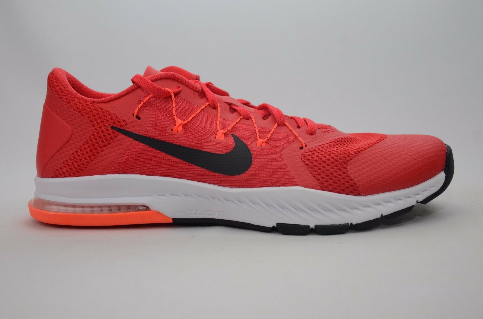 Nike Zoom Train Complete Red/Black Men's Comfortable