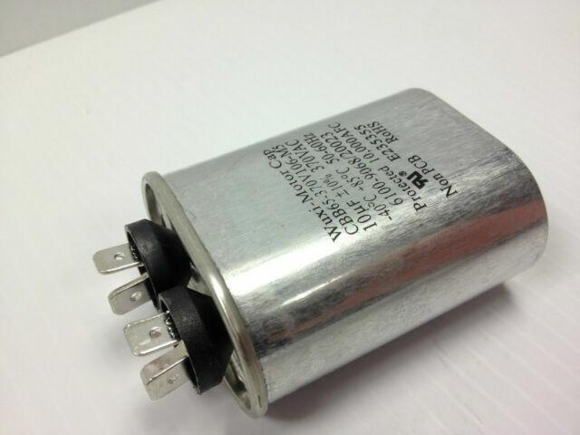 Capacitor Motor 2sp for Blodgett 23077 Set of 3