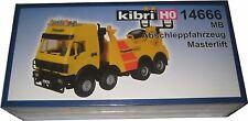 Kibri 14666 MB SK 4-achs Abschleppfahrzeug mit Masterlift 1:87 HO Bausatz