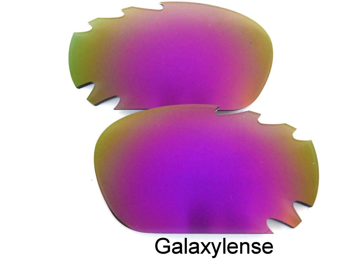 d1695fa0f55 Buy Galaxy Replacement Lenses for Oakley Racing Jacket Purple Polarized 100  Uva vb online