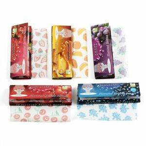 DIY-5-Fruit-Flavored-Smoking-Cigarette-Hemp-Tobacco-Rolling-Papers-250-Leaves