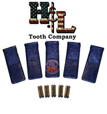 230sp Hampl Tooth Original Bucket Teeth 5 Pack Cast Or Forged 23fp Pins 230csp