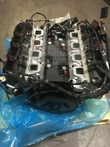 5 7l hemi engine long block assembly w harness new oem. Black Bedroom Furniture Sets. Home Design Ideas