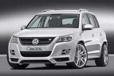 Caractere Frontspoiler für Faceliftfahrzeuge mit Nebelscheinwerfer  VW Touareg