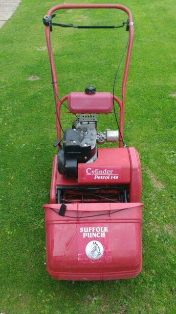 Suffolk 14S Petrol Lawnmower