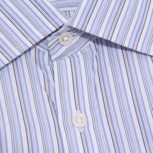 Long Shirt Men Lunga Ballantyne Manica Camicia Uomo Sleeve 5870q RqHC1H