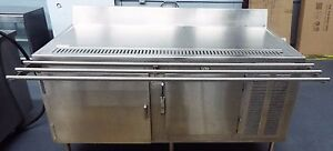 image is loading cold serving counter 6 ft long cold buffet - Cold Buffet Server