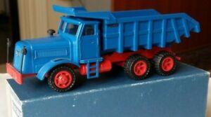 NZG-Kaelble-TYP-KDV-22-E-8-Dump-Truck-Die-cast-1-50-Excellent