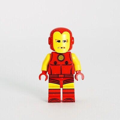 **NEW** UG Minifigure Custom Iron Man Mark 2 Lego Minifigure