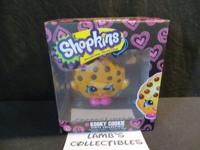 Shopkins Kooky Cookie Figura De Vinilo-Nuevo en la acción