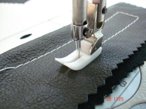 TEFLON-Nähfuß für Nähmaschine mit NADELTRANSPORT