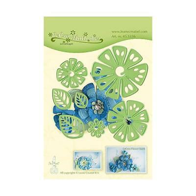 Multi Flower 8 Blossom 450577 Leane Creatief Cutting Dies