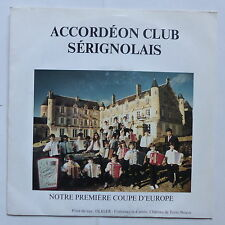 ACCORDEON CLUB SERIGNOLAIS Notre premiere coupe d Europe hIRONDELLE ARDENNAISE