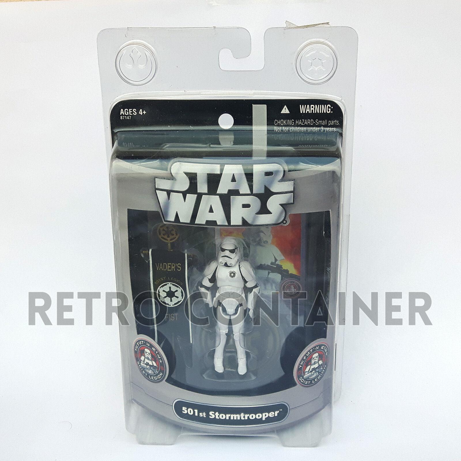 STAR STAR STAR WARS Kenner Hasbro Action Figure - SAGA - 501st Stormtrooper Vader's Fist d637d1
