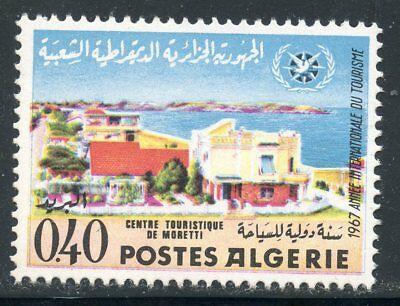 Generous Timbre Algerie Neuf N° 444 ** Annee Internationale Du Tourisme Architecture