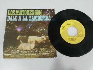 Torres-Bermejas-Flamenco-los-pastores-son-1970-Villancicos-Single-Vinilo-7-034