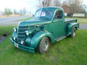 1939 International D2, Pickup 1/2 Tonne