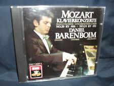 Mozart - Klavierkonzerte -Barenboim / English Chamber Orchester