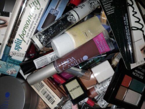 2 of 9 Lot Of 40 Name Brand Makeup Rimmel Almay Revlon Mira Cosmetic 40X Combo Multi