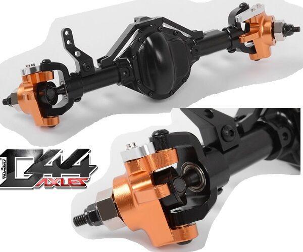 RC4WD Z-A0114 D44 strette Asse Anteriore SCX10  Larghezza Axial SCX10 Asse Anteriore  alta qualità e spedizione veloce
