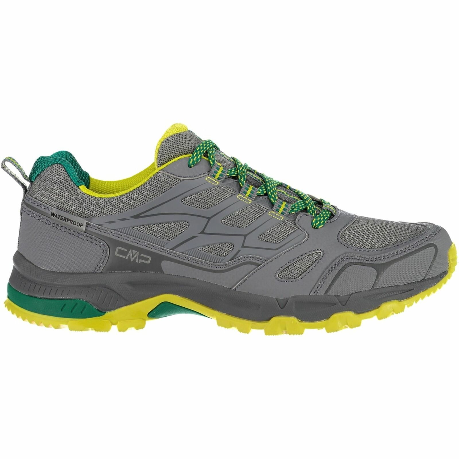 CMP Running shoes Sports  shoes Zaniah Trail shoes Grey Plain All Mesh  considerate service