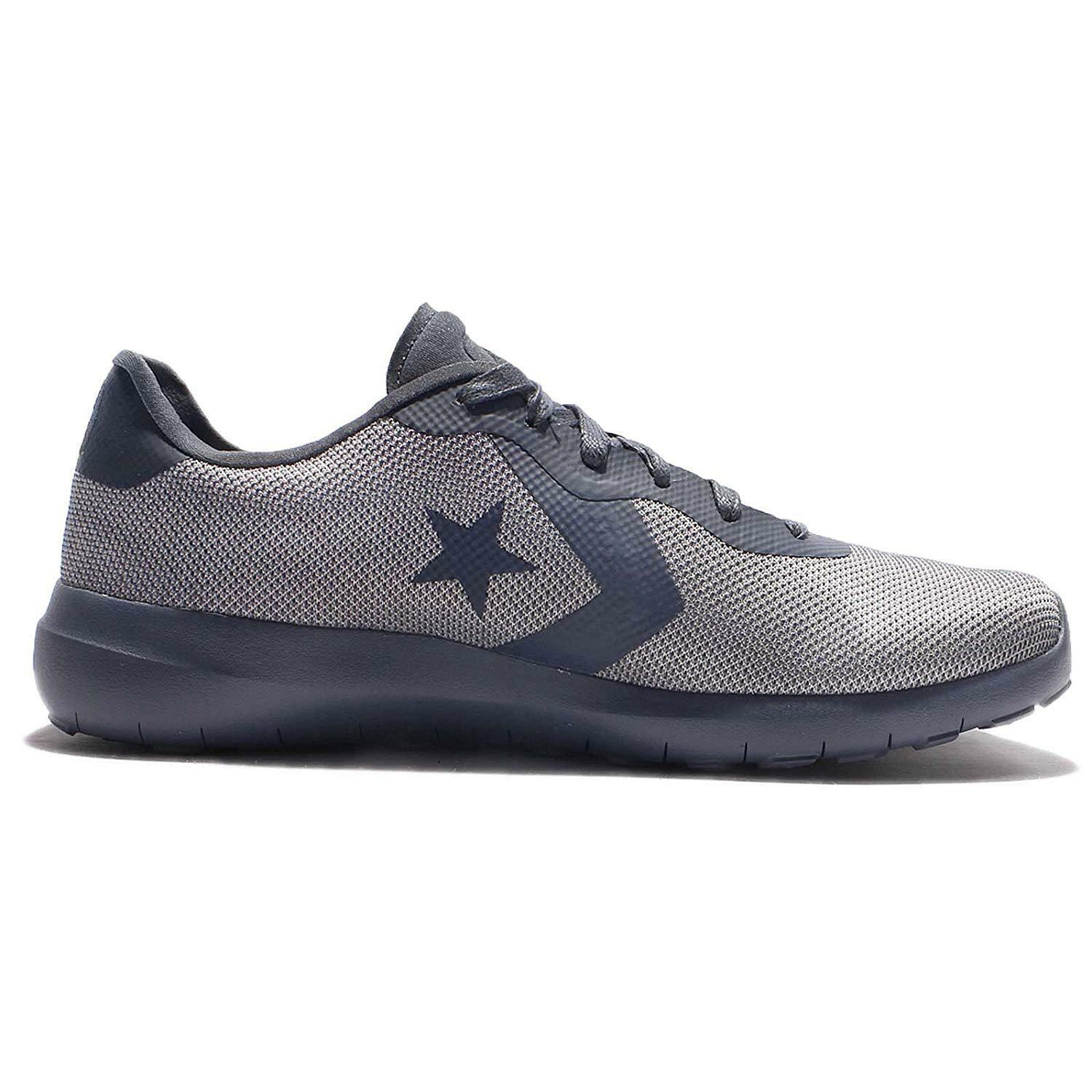 NEW Converse Auckland Modern OX Grey Casual shoes 156586CUK 8.5 US 9.5 EUR 43