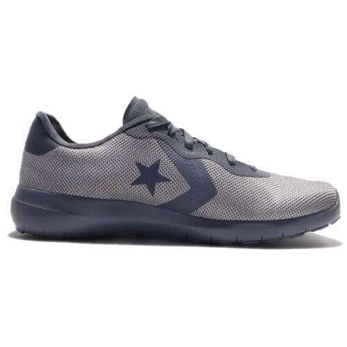 nosotros 9 8 156586cuk Auckland Casual 5 5 Converse Grey casuales zapatos 43 Ox Nuevo Eur Pq8v0wF0